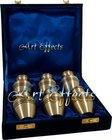 Classic Gold Brass Keepsakes