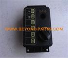 Genuine excavator parts of Hyundai throttle knob touch switch 21N8-20505