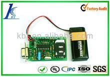 smart SIM card reader writer connect pcb board.pic development board