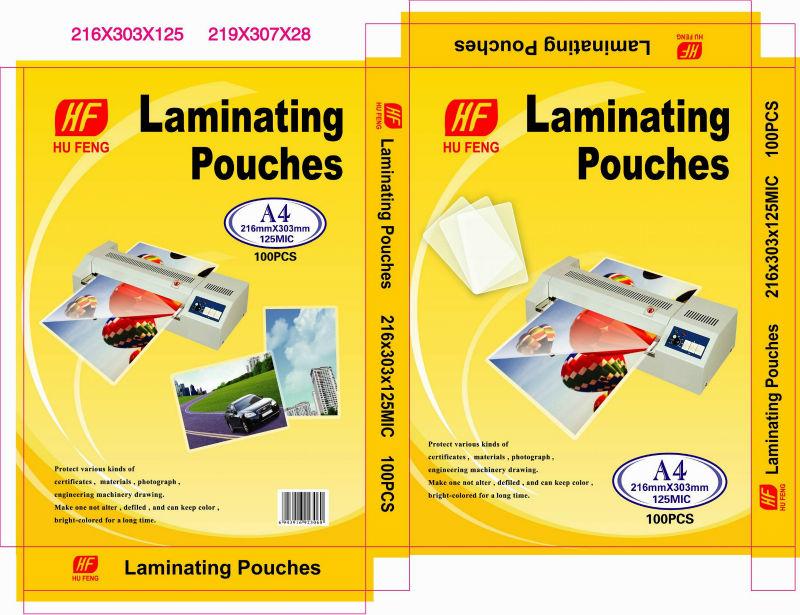 heat seal laminating machine