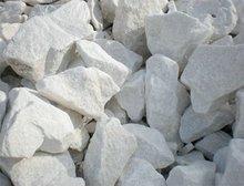 White limestone stone Calcium Carbonate CaCO3 Vietnam