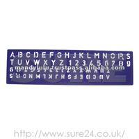 SURE SC125 Alpha - Numerical Stencil