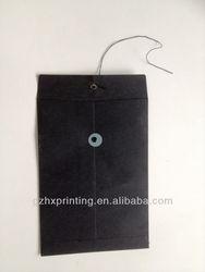 Envelope paper bag for packaging personal information