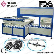 HLD cnc die board laser cutting machine for wooden art craftworks