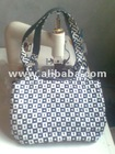 Ladies Bag Handmade mesh Fashionable bag Leather bag Handicrafts