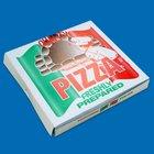 Pizza box (printed)