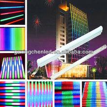 ip67 full color led guardrail tube light