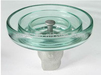 High Quality Suspension Glass Insulator (LXHP-100)