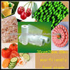 HQ China Shandong plastic pe flat bags on roll for fruit,vegetables bag with factory price