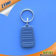 RFID S50 keyfob key 13.56MHz/rfid contact keyfob
