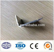 L shape aluminum alloy extruded profile