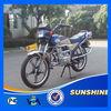 SX150-5A Powerful Kick Start Pit Bike Motorcycle