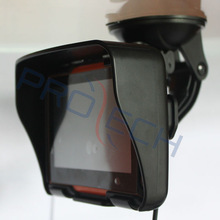 2013 newest 4.3'' touch screen bluetooth MT-4301 waterproof motorcycle GPS,4GB nand flash