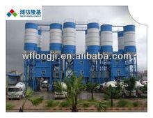 180m3/h Precast Concrete Mixing Plant, HZS180 Concrete Plant With Twin Shaft Mixer JS3000