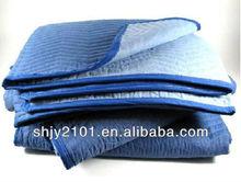 Blue Hawk 80-in L x 72-in W Cotton Moving Blanket