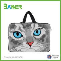 Neoprene Laptop Messenger Bag For Women