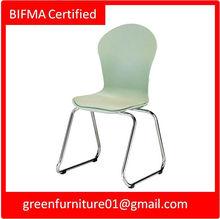 elegant white chair for meeting room