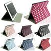 Polka Dot Case For iPad 2, iPad Apple Tablet Stand
