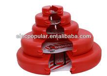 Adjustable gate valve lock