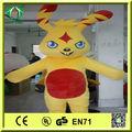 en71 hi quality costume mascotte mostro moshi