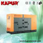 KAPUR soundproof diesel generator pramac 60 kva quality of diesel 2.2