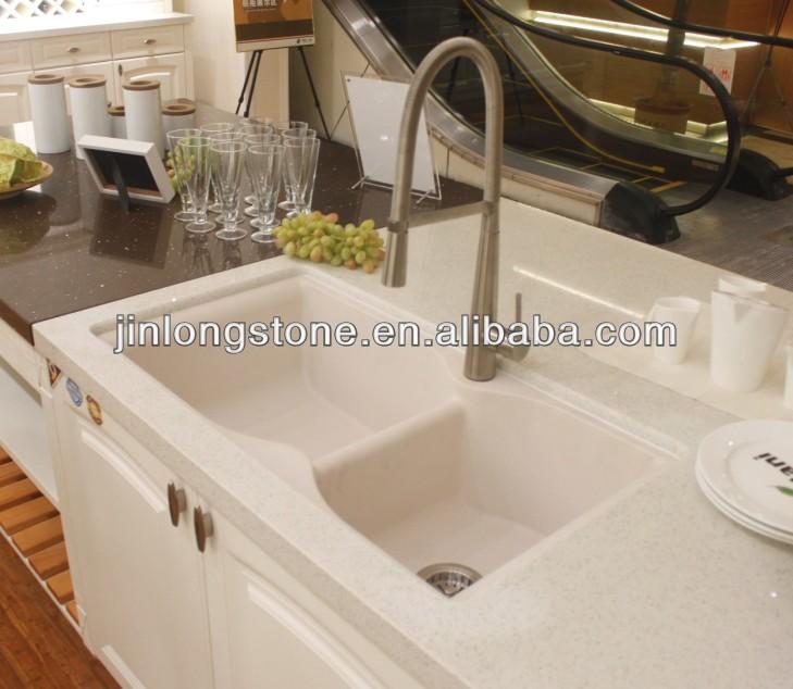 Composite Countertops Cost : New composite granite sink, View granite drainboard sink, jinlong ...
