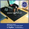 Professional Rubber fitness Flooing rolls PP Flooring