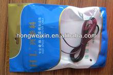 custom plastic USB line packaging bags