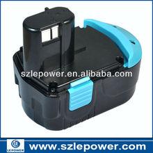 Hitachi replacement battery 18V 1500~300mAh for Hitachi RB 18DL UB 18D UB 18DL