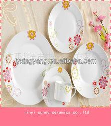 antique chinese dinnerware ceramic,porcelain tableware set wholesale,cheap ceramic tableware set