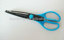Stainless Steel Safety School Student Scissors(SS019)