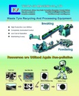 Waste Tyre Recycling And Processing Equipment