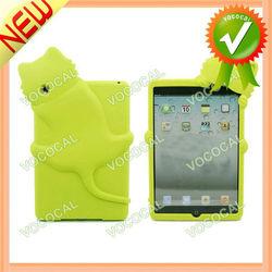 Cute Silicone Animal Shape Case for iPad Mini