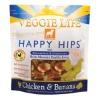Veggie Life Happy Hips Chicken And Banana Dog Treats