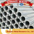 De alta qualidade BS1387 pré tubo de aço galvanizado, Gi tubulação de abastecimento de água