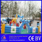 Hot Sale CE BV Cheap Inflatable Bouncy Castle for sale in amusement park
