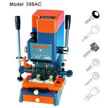 Top best model 398AC vertical cutter silca key cutting machine for sale