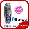 Cheap product 2013 mini bluetooth mobile X5 FM MP3 one sim very small bluetooth emergency call