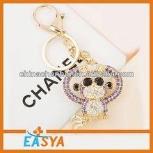 2014 High quality Jewelry fashion KeyChain,Fashion Keyholder Key Chain new key chain digital tire pressure gauge