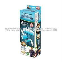 Original As Seen On TV Schticky Reusable Lint Roller 3 Piece Set