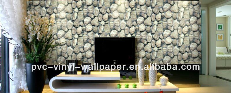 Selbstklebende Tapeten Gestreift : tapete 201308/3d effekt tapete/3d stein tapete-Tapeten