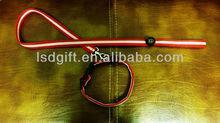 2013 new LED products cute pet parts flashing Led leashes(12 pcs LED light) -lsd-031