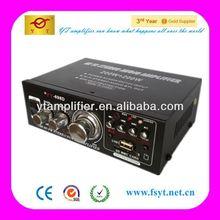 USB SD TF card 150w subwoofer amplifier audio amplifier YT-698D