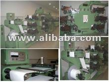 GENYU 200 Full Rotary Label Printing Machine