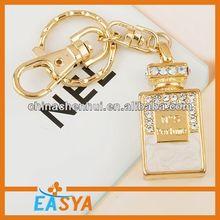 2014 new style Jewelry Fashion Keyholder Key Chain,fashion KeyChain 2014 digital clock key chain