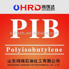 Polyisobutylene for hot melt butyl sealant,pv sealant,lubricant grease,paraffin,bitumen,adhesives