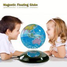 Christmas gift, Magic Floating Globe flag gifts