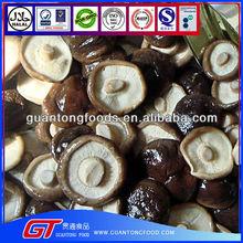 Shiitake mushroom canned