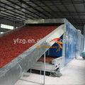 2013 nuevo tipo de hierbas microondas chile y pimienta secador y de la máquina de secado