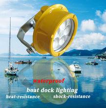 20w waterproof boat dock lighting